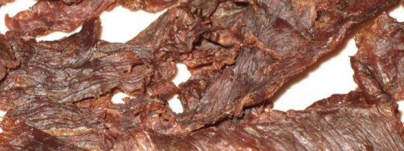 Homemade Beef Jerky | The Muscle Cook